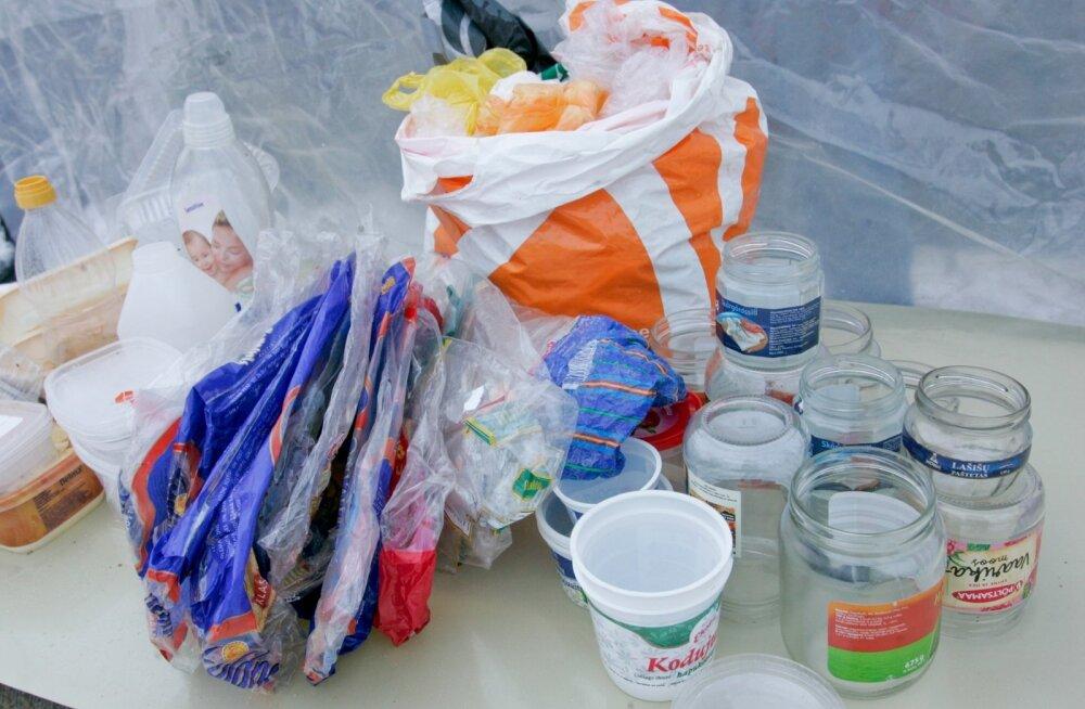 KÜSITLUS | Miks on pakendeid nii keeruline eraldi sorteerida?