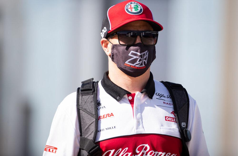 Legendaarne Soome vormeliäss andis vihje Räikköneni F1 tuleviku osas