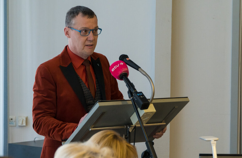Тармо Таммисте: мы восстановим фракцию Центристской партии в Нарвском горсобрании