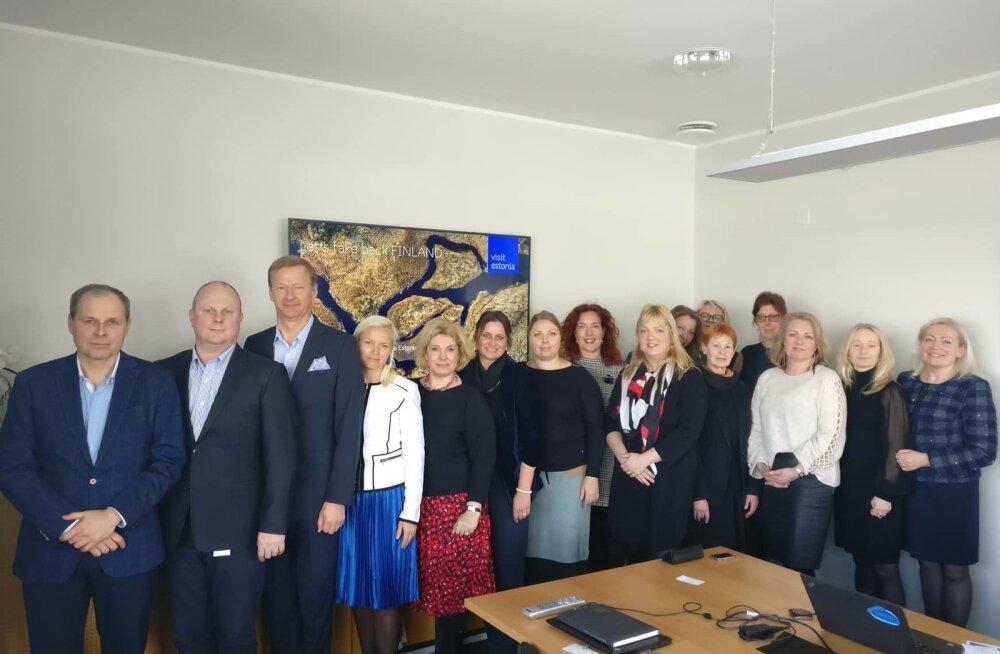 Eesti turismimaastiku tipptegijad ühendavad jõud, et Soome turistid Eestisse tagasi tuua.