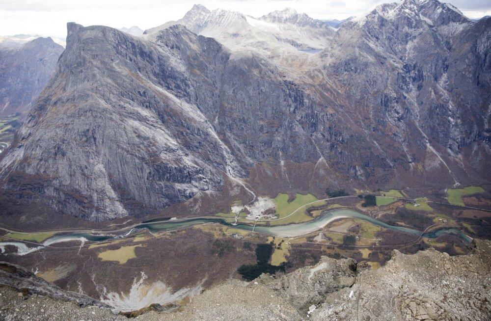 Norras oodatakse iga hetk suure mäenõlva varisemist
