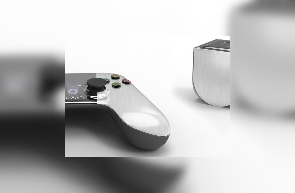 Uudne mängukonsool lööb Kickstarteris laineid