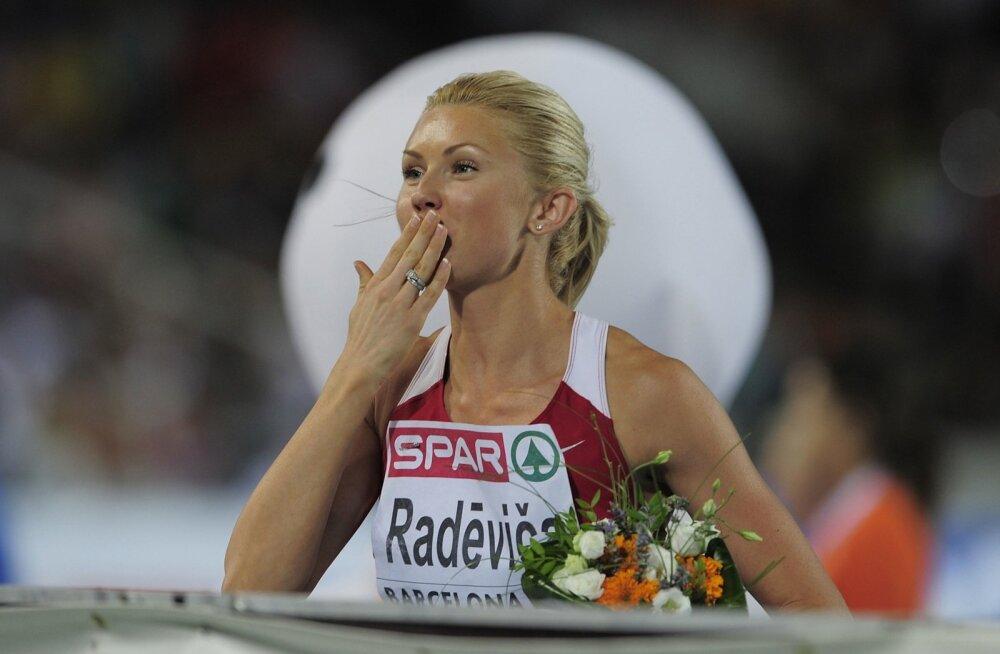Ineta Radevica.