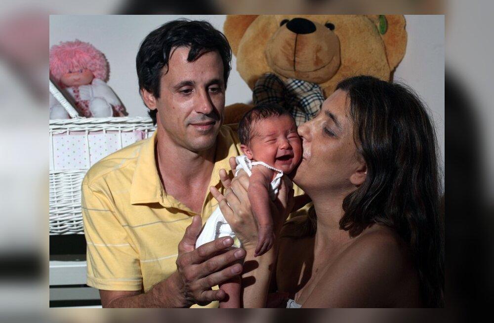 Sünnitajate (ja uute isade) keskmine vanus aina kerkib – kui sünged on tagajärjed?