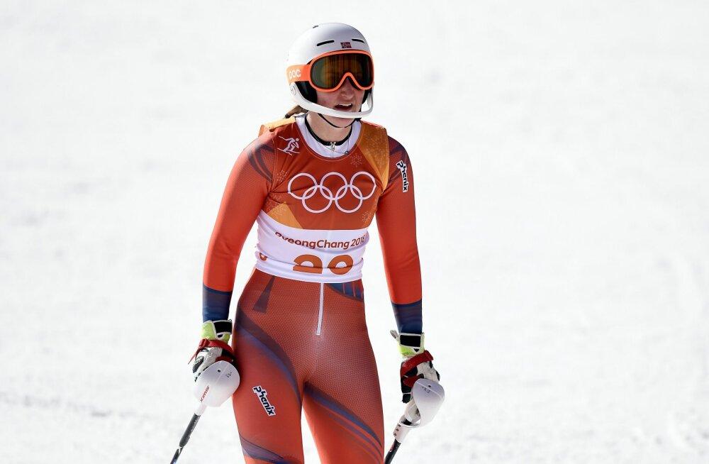 Norra olümpiapronks kaotas ootamatult koha koondises: see on brutaalne