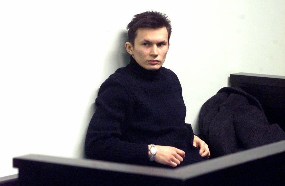Juri Ustimenko kohtus