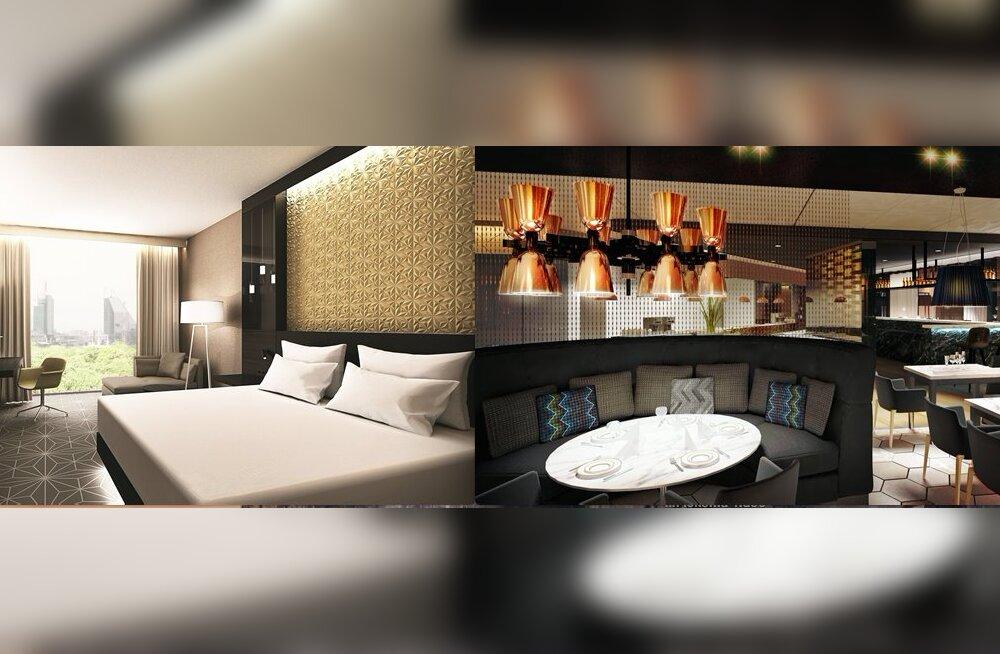Nüüd saab broneerida tube luksuslikku Hilton Tallinn Parki