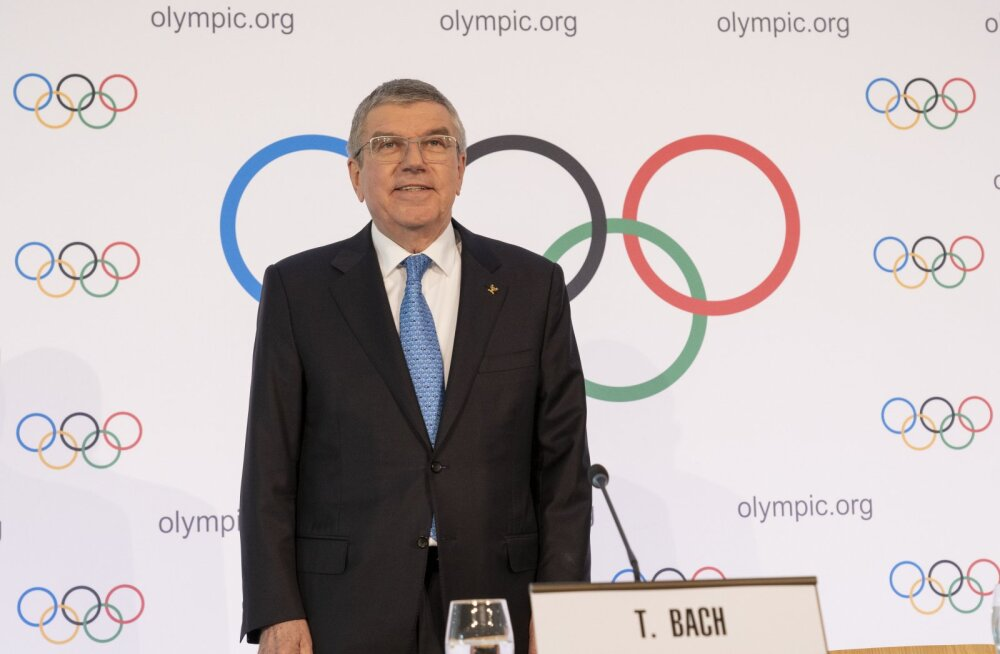ROKi president Thomas Bach