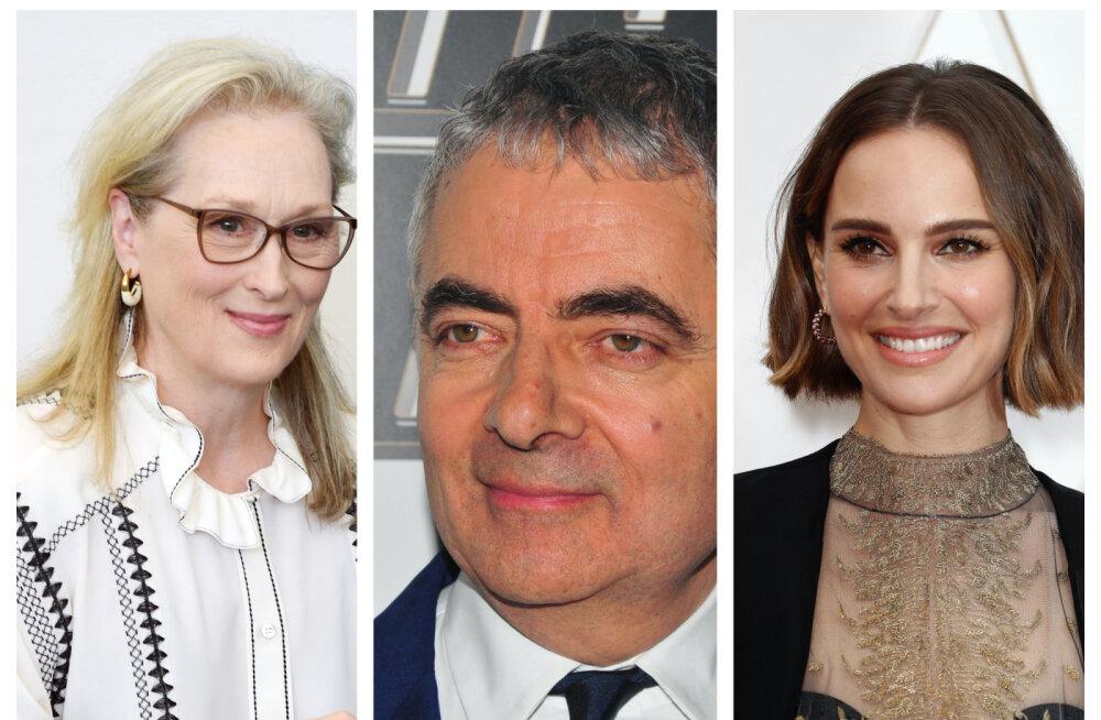 Eeskujulikud! Seitse Hollywoodi näitlejat, kes teevad oma hea haridusega paljudele silmad ette