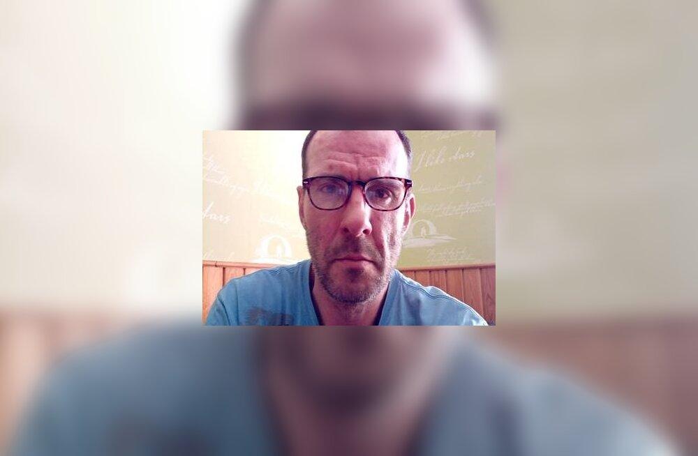 Politsei otsib 46-aastast meest, kes võib viibida Tallinnas või Rakveres