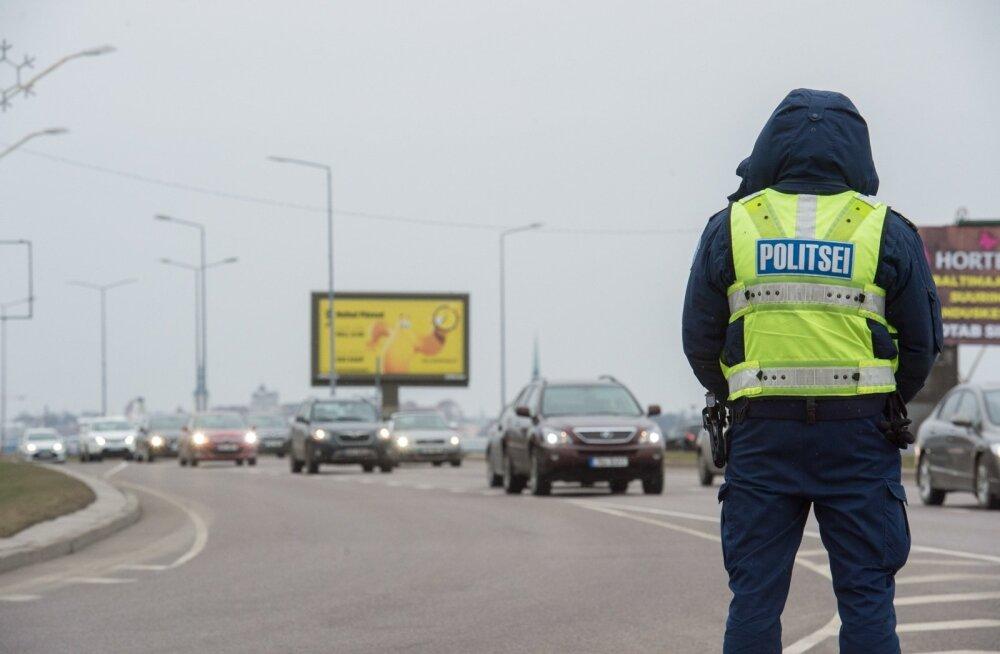 Paljud PPA töötajad otsustavad pensioniikka jõudes politseist lahkuda ja minna uuele tööle.
