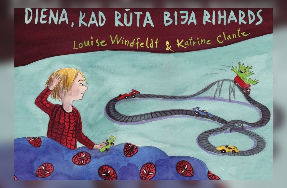 Lätis protestitakse lastele sugude võrdõiguslikkust õpetavate raamatute vastu