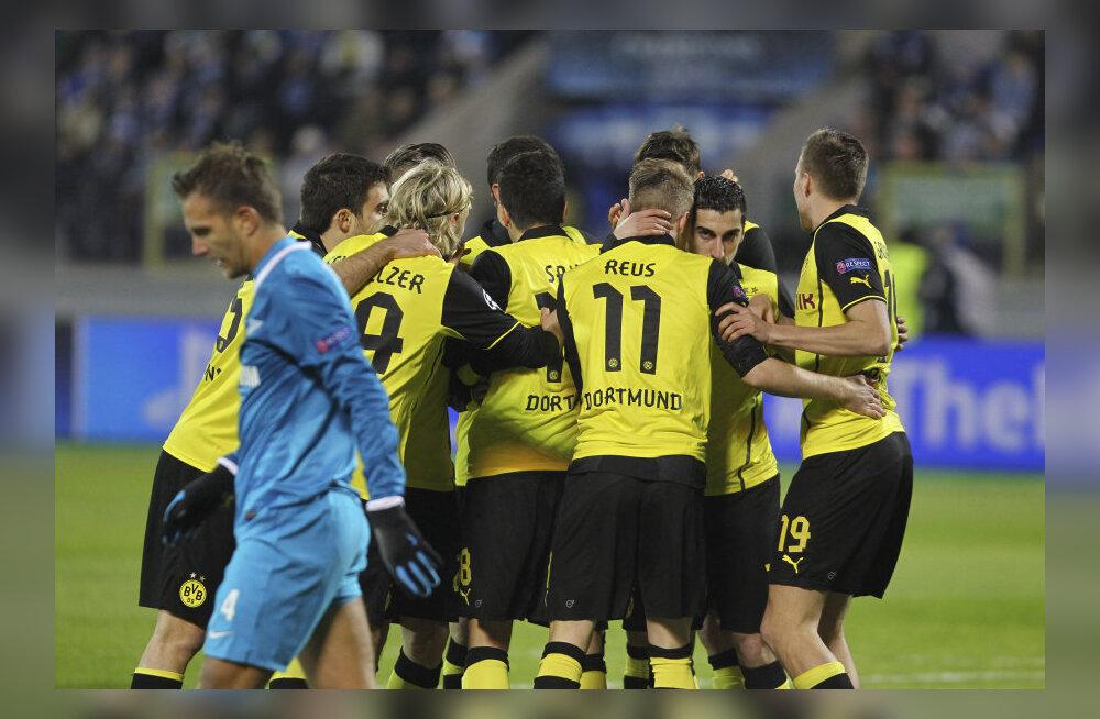 Borussia rõõmustab