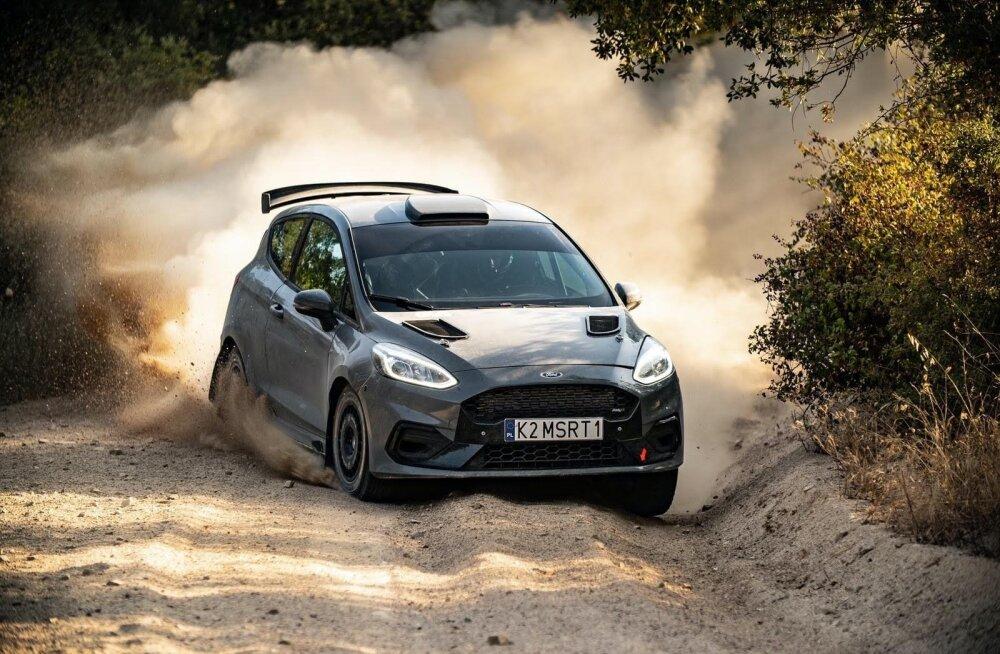 Ford Fiesta Rally3 peaks saama maailmas populaarseks.