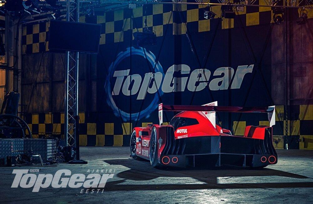 Nissan GT-R LM