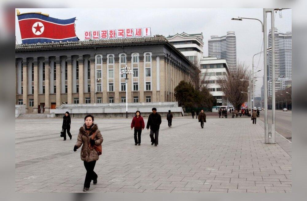 Põhja-Korea soovitab Venemaal Pyongyangi saatkond evakueerida