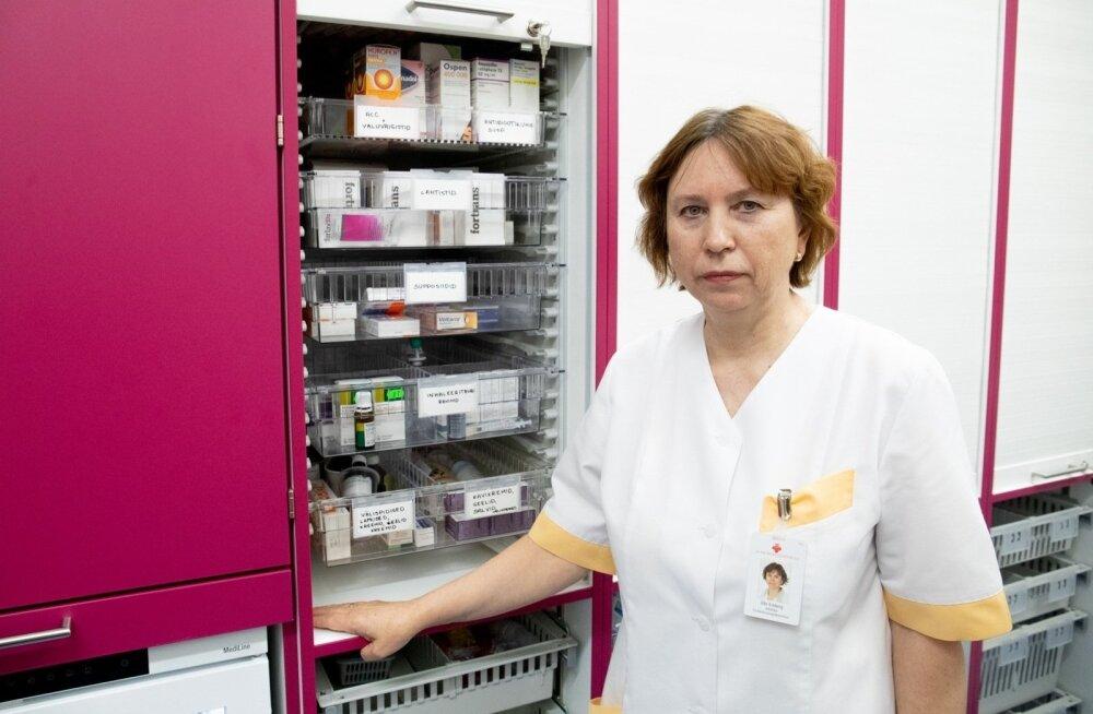В Эстонии наблюдаются серьезные перебои с лекарствами. В Нарвской больнице под угрозой оказались более ста младенцев