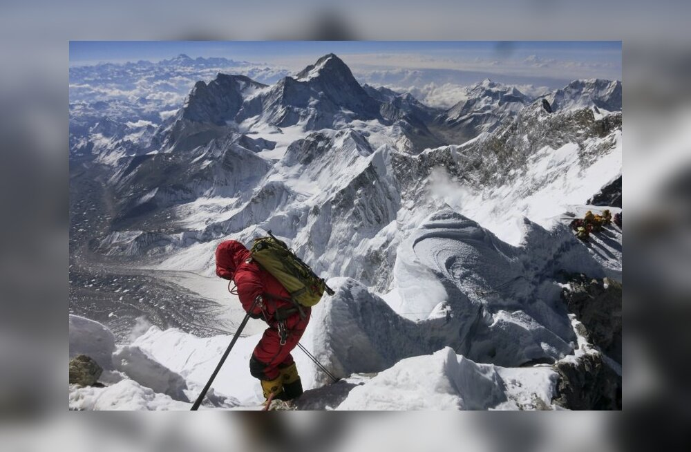 Maailma kõrgeima mäe räpane saladus: see on muutumas prügimäeks!
