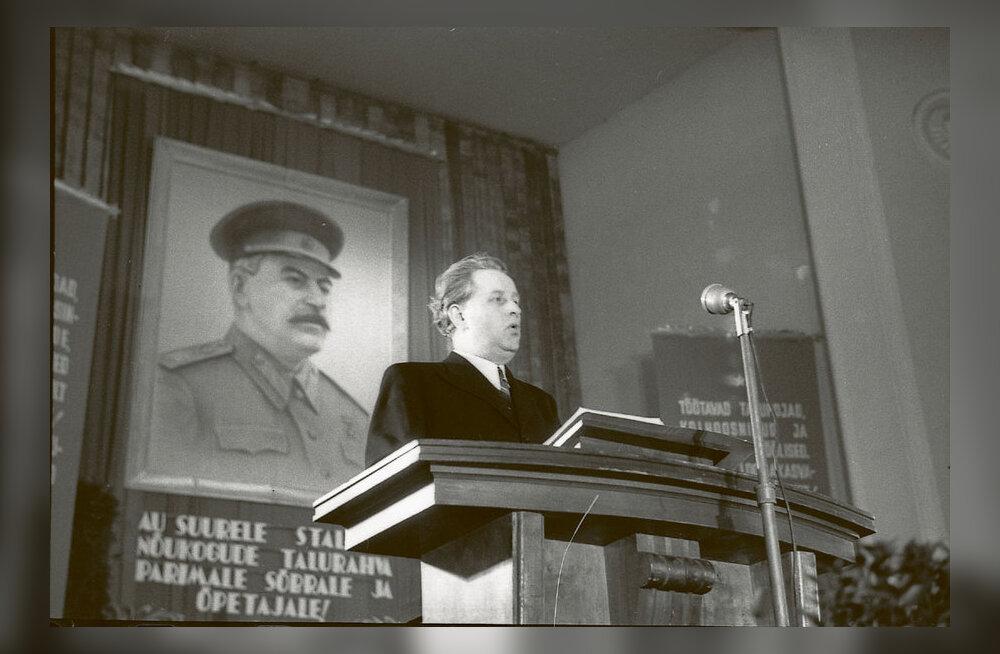 MAALEHE ARHIIVIST | Kumb oli suurem küüditaja, kas kommunistlik partei või julgeolek?