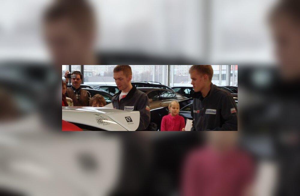 Ott Tänak, Raigo Mõlder, Subaru Impreza WRX STI