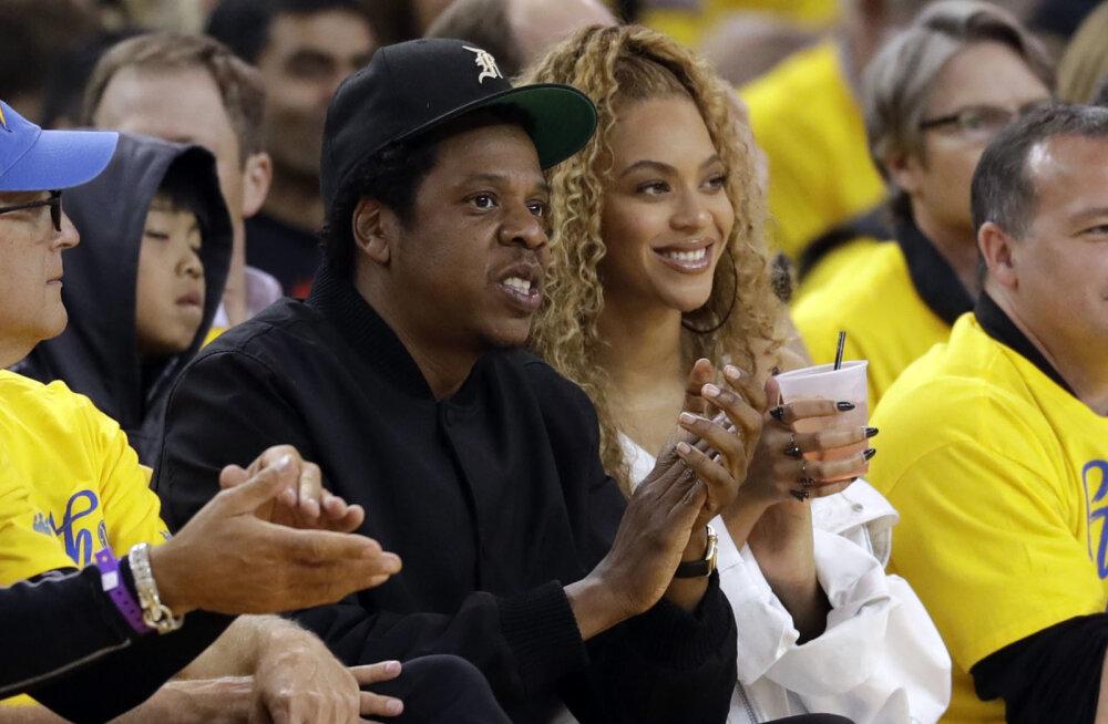 KUUMAD FOTOD | Vastupandamatult seksikas! Muusikutest abikaasad Beyoncé ja Jay-Z jagasid oma abielu eriti kuumi hetki kogu maailmaga