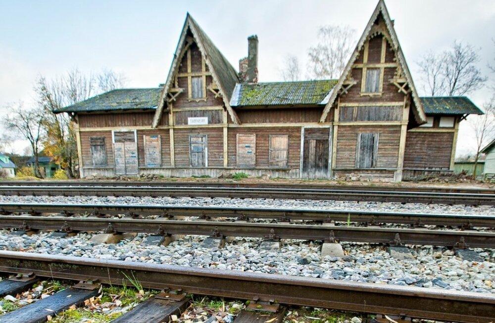 Tabiveres pääseb peagi turvalisemalt rongile