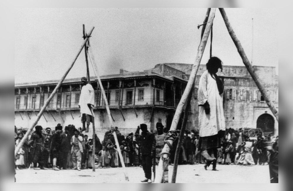 Türgi vastas vihaselt armeenlaste genotsiidi seaduse vastuvõtmisele Prantsusmaal