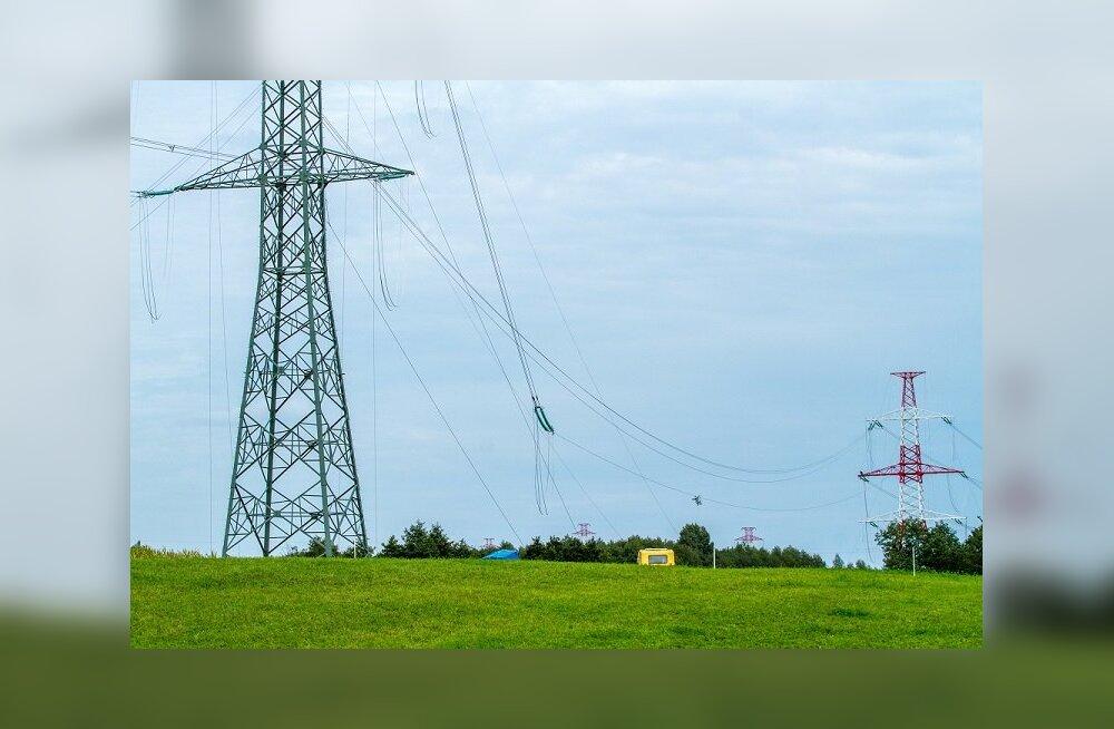 Eesti Energia kaebas Poola elektrivõrgu peale: ei lase öösiti elektrit müüa