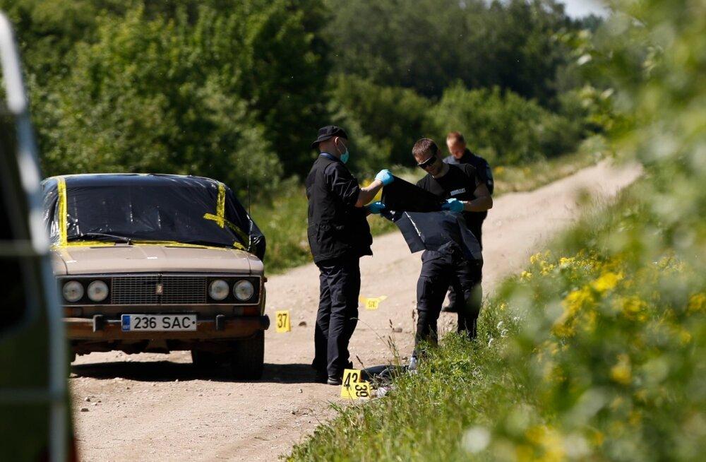 Beežis Žigulis viibinud ohvrid on Lihula Gümnaasiumi Siret Kesküla lähisugulased.