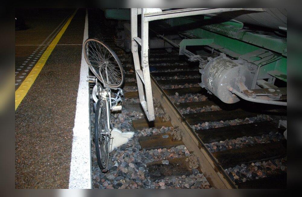 Rongiõnnetuse jalgratas