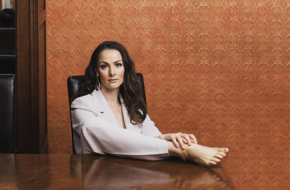 EESTI NAISE KAANELUGU | Näitleja Maiken Schmidt: tunnen, et Priit tuli mu ellu tagasi õigel ajal