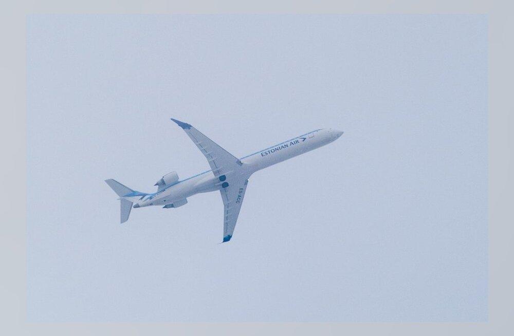 Estonian Airi lennuk