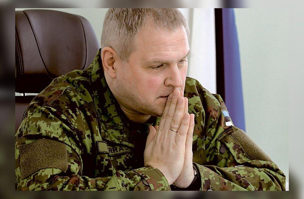 Terras: Eesti sõdur on valmis minema ükskõik kuhu
