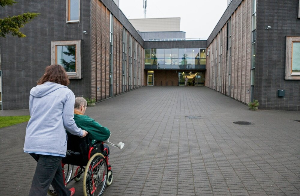 Rakvere Haiglasse