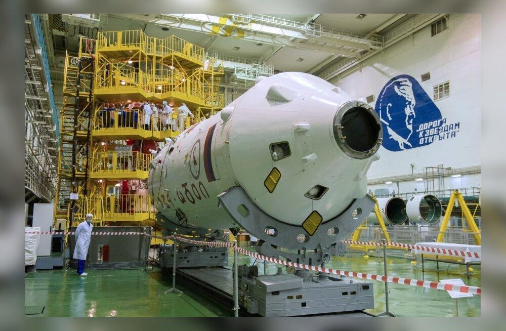 Venemaa on sunnitud valuutakursi ja sanktsioonide tõttu kosmoseprojekte edasi lükkama