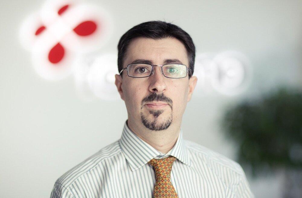 Fortumo äriarenduse juht Andrea Boetti.