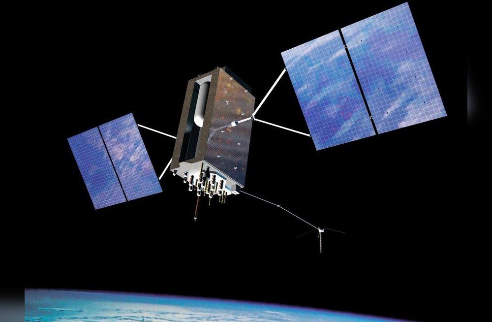 3. põlve GPS satelliit Lockheed Martinilt