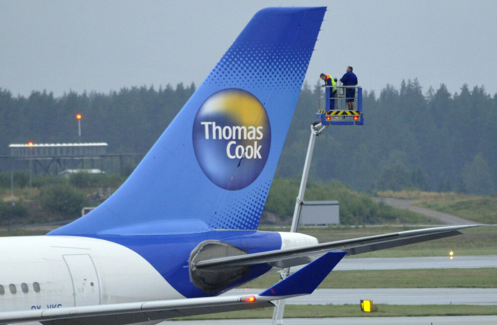 Turismifirmade liidu juht rahustab: Thomas Cooki pankrot ei muuda Eestis midagi!
