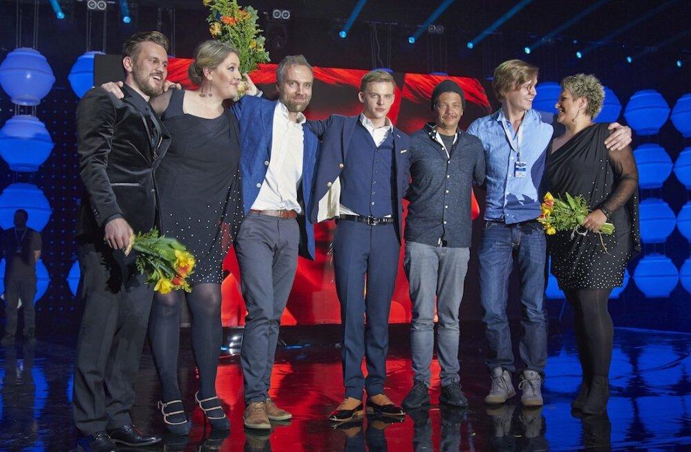 Võimsad numbrid! Eesti Laul 2016 finaali vaatas ETV kanalil tipphetkel üle 350 tuhande inimese