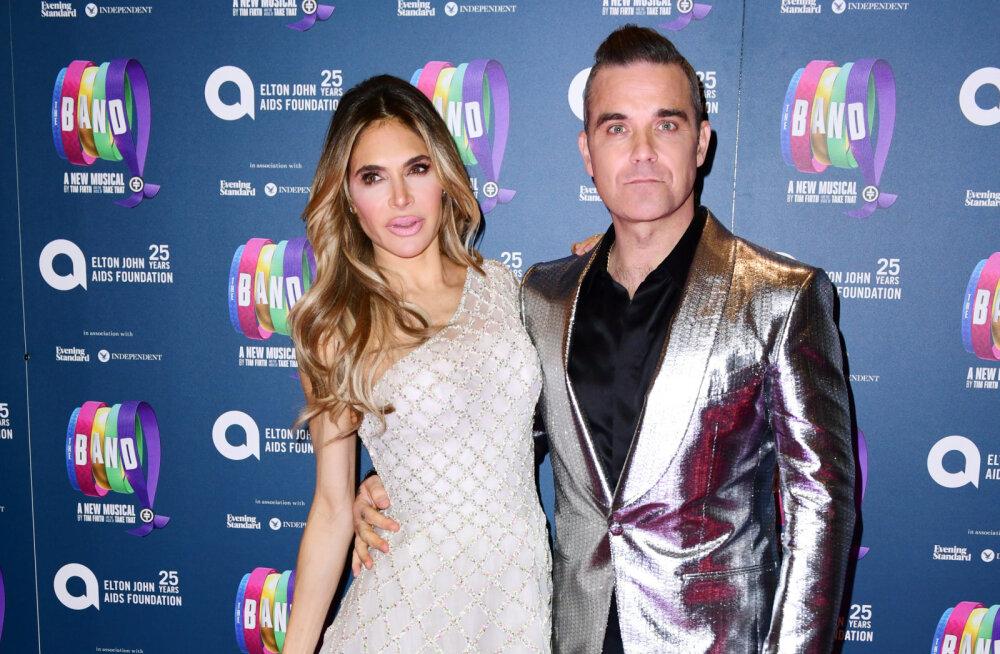 Robbie Williamsil erakordselt rasked ajad: ühe kilpkonna surm viis teise kliinilisse depressiooni!