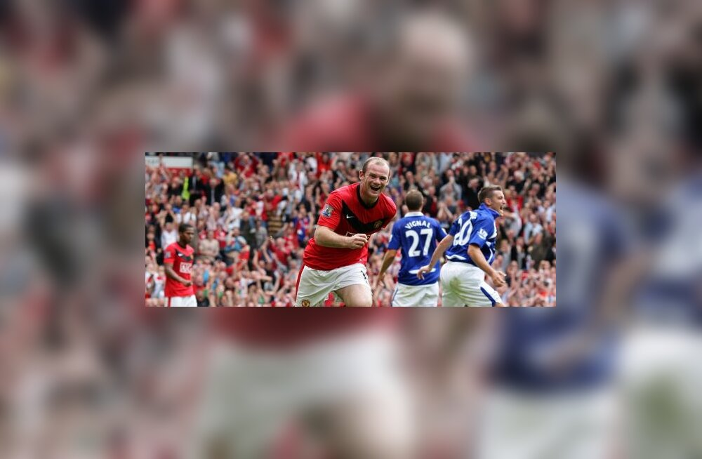 Manchester Unitedi Wayne Rooney