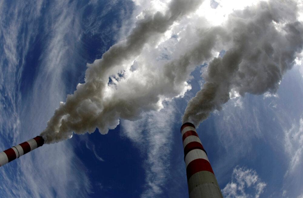 Teadlased avastasid üliefektiivse meetodi, mis võimaldab süsihappegaasist plastikut toota