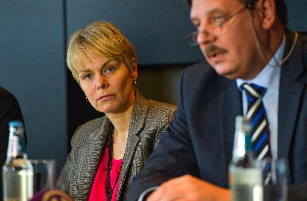 Eesti Ühistupank loodab juhatuse liikme Ülle Mathieseni ja nõukogu liikme Taavi Aasa käe all kümne aastaga koguda üle 1800 laenusaaja.