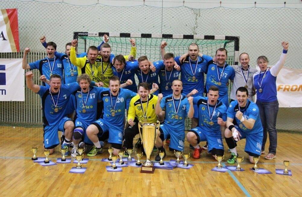 Käsipalli pronksimeeskond Viljandi HC