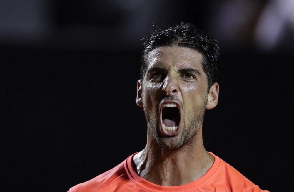 Dopingukontrollis põrunud Brasiilia tennisist jääb Australian Openilt eemale