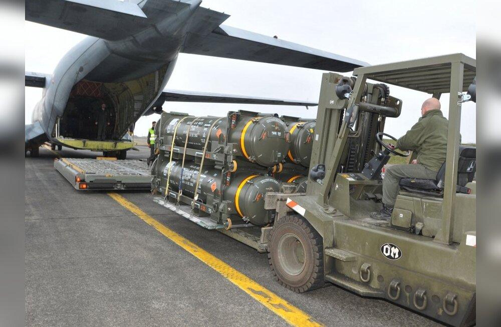 Ametnik: NATO roll Liibüas võib sõja järel säilida