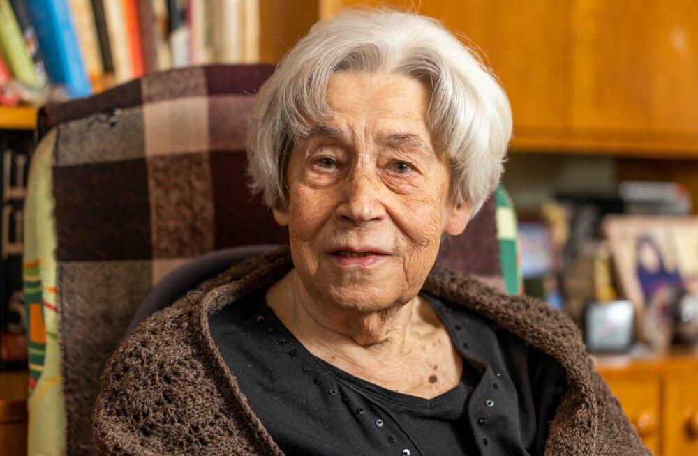 Georg Otsa õde dr Maret Purde
