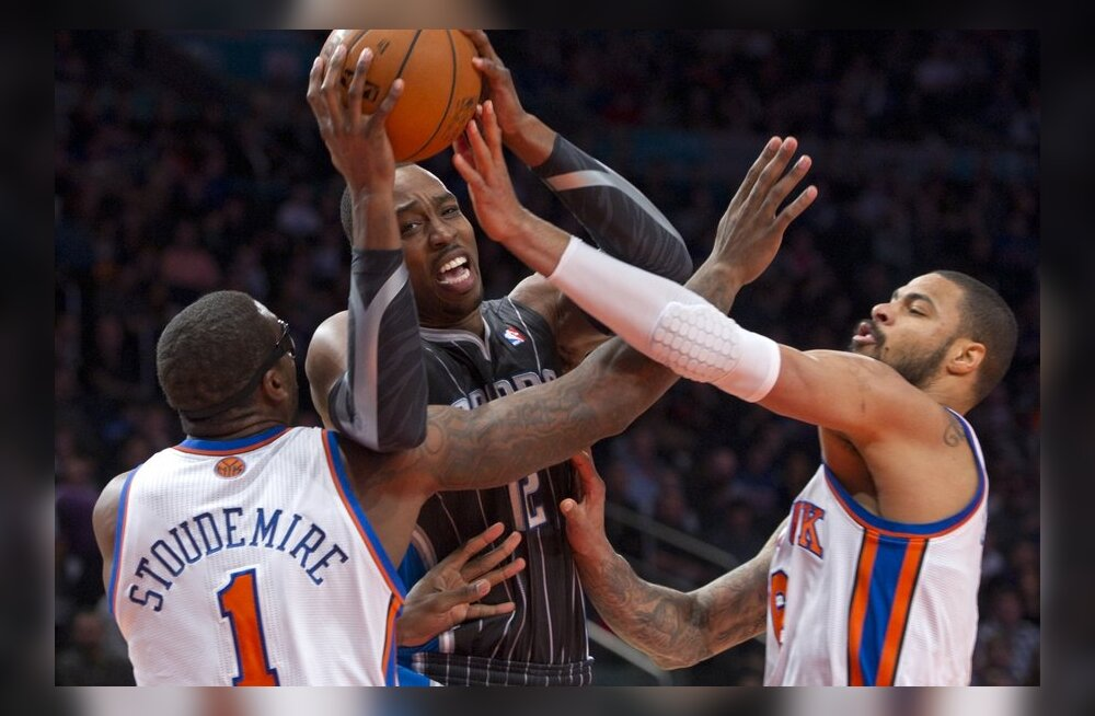 Juba lagunevad: mitmed NBA staarid vaevlevad vigastuste käes