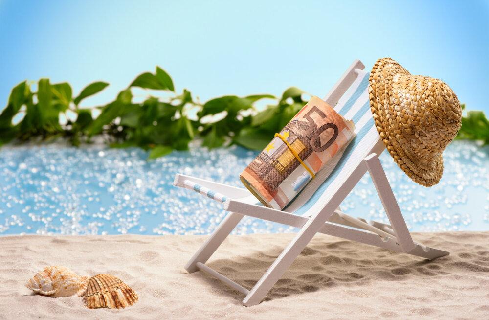 Kardad, et ei suuda suvel üldse raha kokku hoida? Paar lihtsat viisi, mida kasutades saab iga inimene rohkem säästa