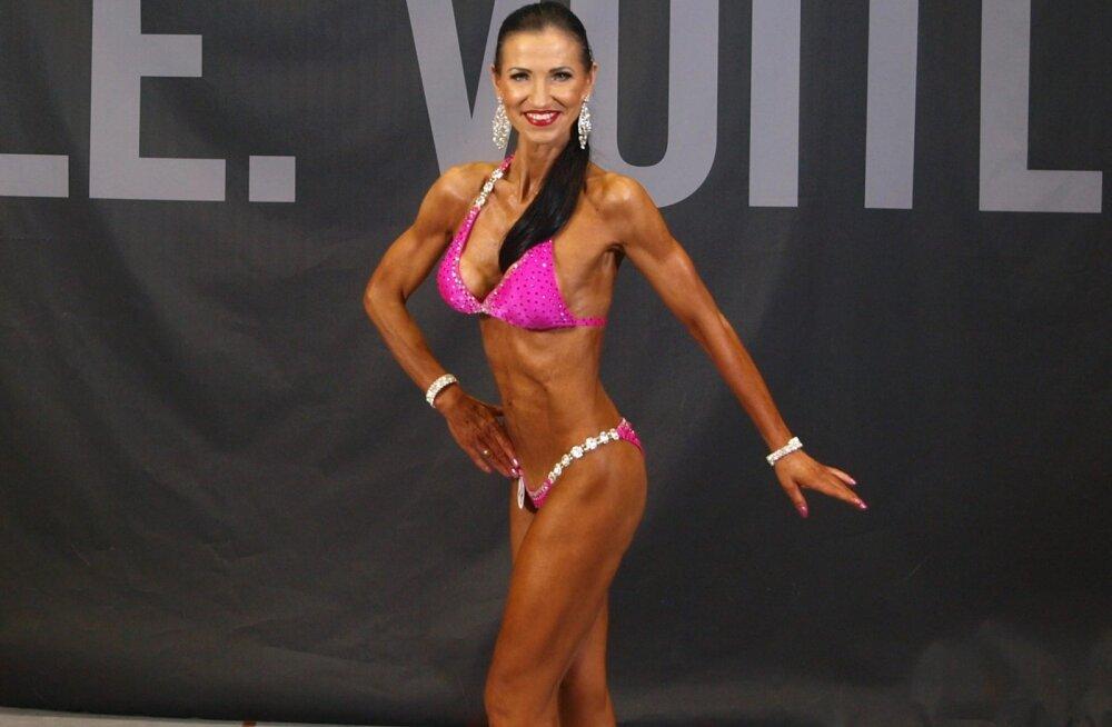 Sportimine keskeas: Nonna Sarana: lihas on üsna pirtsakas, tema tahab pidevat kinnitust, et ta meile vajalik on!